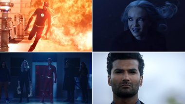 The Flash Season 6 Comic-Con Trailer: Shor in the City Star Sendhil Ramamurthy Cast As the Big Bad; Crisis on Infinite Earths' Shadow Huge Over Promo – Watch Video