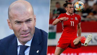 Zinedine Zidane a 'Disgrace' Over Gareth Bale Exit Comments: Agent