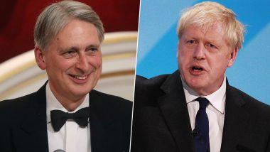 UK Finance Minister Philip Hammond to Quit If Boris Johnson Becomes PM