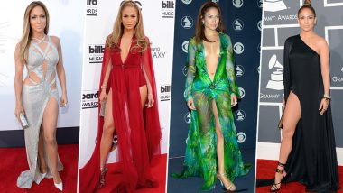 Jennifer Lopez Birthday Special: 10 of the Most Outrageously Sexy Attires She Has Ever Donned - View Pics