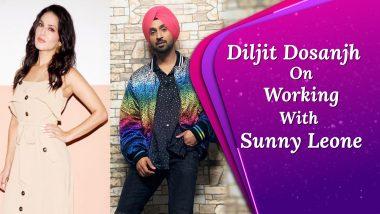 Here's Why Diljit Was Impressed With Sunny Leone