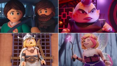 Playmobil The Movie Trailer: Daniel Radcliffe as a Top Toy Spy Makes a Promising Animated Debut – Watch Video