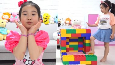 Boram, Six-Year-Old Internet Star Buys a £6.4 Million Five-Storey Property in Korea (Watch Videos)