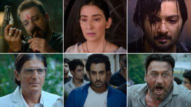 Prasthanam Teaser: Sanjay Dutt's Political Drama Looks Intense and a Worthy Remake (Watch Video)