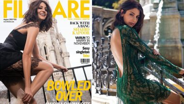 Anushka Sharma's Recent Photoshoot is Equal Parts Sexy and Charming - View Pics