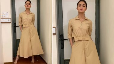 Cop or Drop: Alia Bhatt Chooses Monochrome Separates by Lovebirds