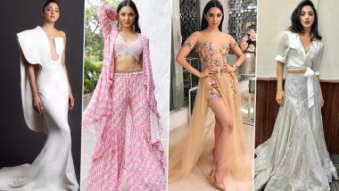 Kiara Advani Birthday Special: She's a Fashionista Determined to Rock the World of Fashion (View Pics)