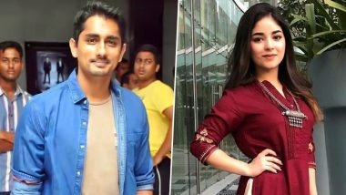 Siddharth Reacts to Zaira Wasim's Decision to Quit Films, Says 'If Your Religion Made You Do This, Maybe You Didn't Belong Here After All'