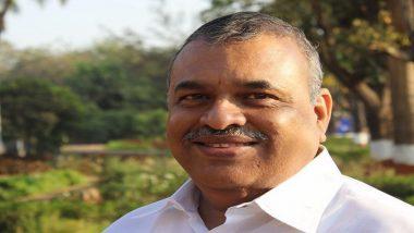 Shiv Sena Corporator Milind Vaidya Assaults Chicken Traders in Mumbai's Mahim Area, Watch Video