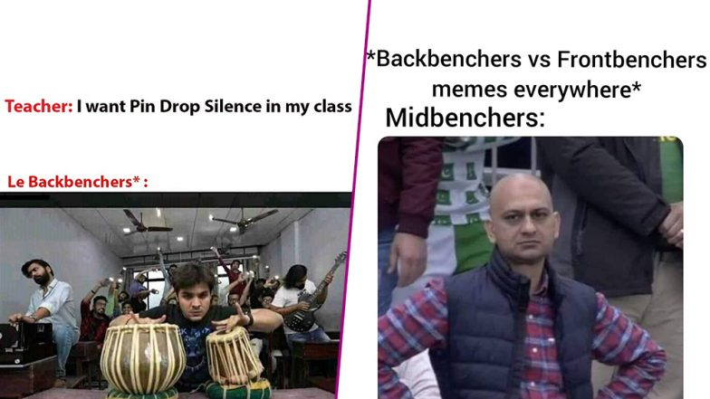 Funny Backbenchers Memes and Jokes Are Bringing Back School Memories; Twitter Won't Let Go off the Meme Trend