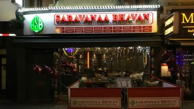 Saravana Bhavan Told to Pay Rs 1.10 Lakh to Man for Deficiency in Service