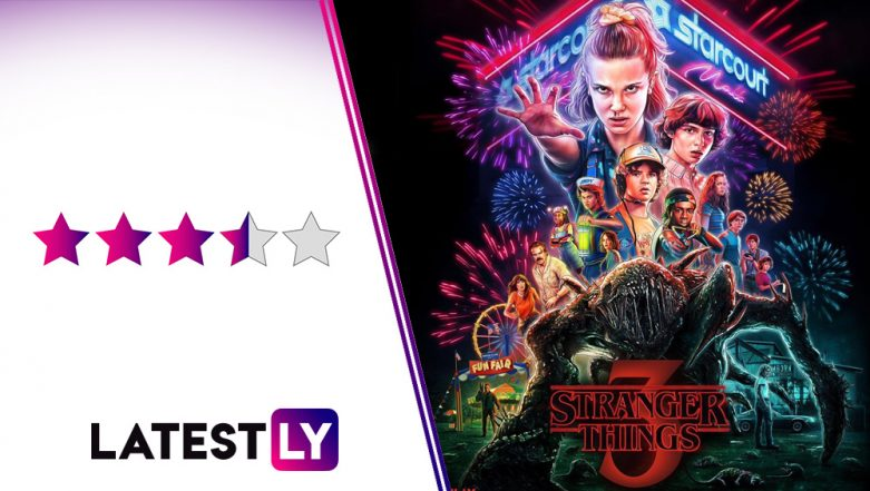 Netflix's Stranger Things 3 Review: The Other-Worldly Adventures of Eleven and Co Just Got Bigger, Funnier and Ickier!