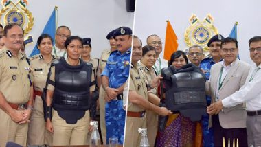 CRPF Introduces First Full Body Protector Designed For Women Security Personnel in India