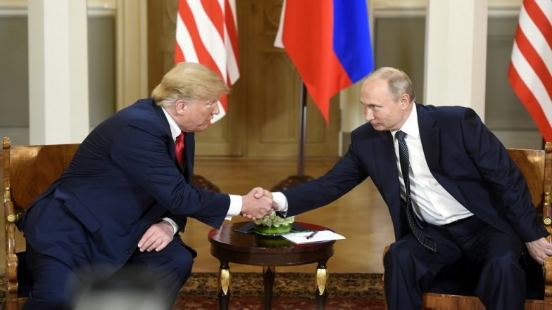 US, Russia to Discuss Arms Control in Geneva: Report