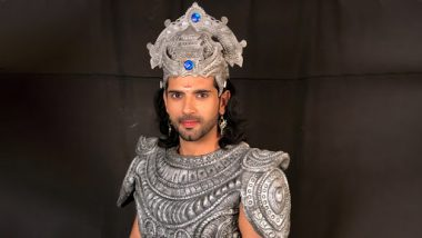 Thapki Pyar Ki Actor Ankit Bathla to Play Pandava Warrior Arjun in Paramavatar Shri Krishna