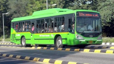 DTC Free Bus Rides For Women in Delhi: Grand Event Today to Kickstart the Rollout of Services From October 29