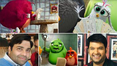 Angry Birds Movie 2 Hindi Trailer: Kapil Sharma and Kiku Sharda's Desi Twist to Jokes Hits the Right Mark (Watch Video)