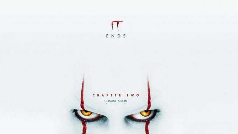 It: Chapter 2: Pennywise the Clown is Here to Scare You With This New Poster Ahead of the  Trailer Release Tomorrow