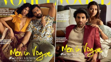 Vicky Kaushal and Aditya Roy Kapur Look Dapper in These Ordinary Conceptualised Magazine Covers - View Pics