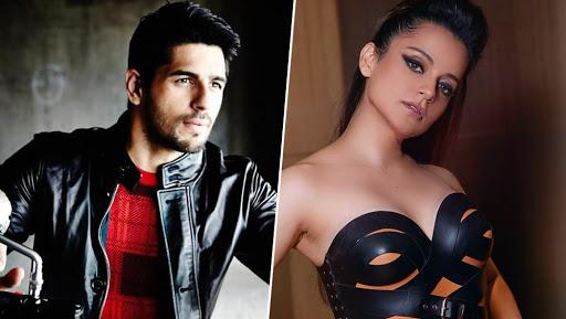 Sidharth Malhotra Reacts to Kangana Ranaut-Journalist Controversy, Says 'Media, Actors Are Like a Couple Who Fights'