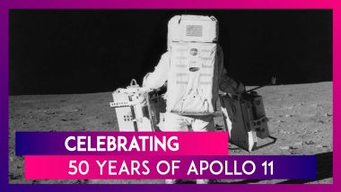 50th Anniversary of Apollo 11's Moon Landing: Google Dedicates Doodle To Manned Moon Mission