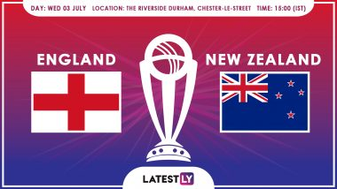 England vs New Zealand, ICC Cricket World Cup 2019 Match Preview: Three Team's Fate Hangs in Balance as ENG Face NZ