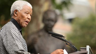 Mandela Day HD Images and Quotes: Wish International Nelson Mandela Day 2019 With Inspirational Lines and Messages