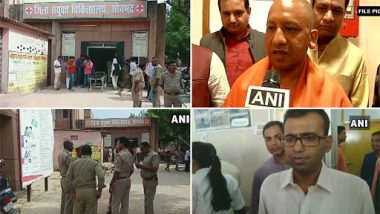 UP: Shooting in Sonbhadra Over Property Dispute, 9 Killed; Yogi Adityanath Takes Cognisance