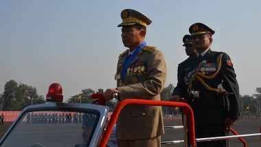 US Slaps Sanctions on Myanmar Army Chief General Min Aung Hlaing Over Rohingya Killings