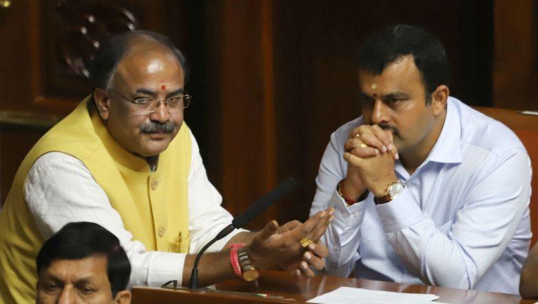 'Fake' Gay Sex Video of BJP MLA Arvind Limbavali Goes Viral, Karnataka Legislator Breaks Down in Assembly Seeking Probe