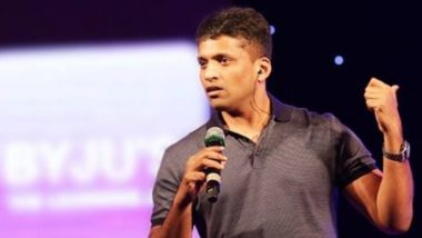 Byju Raveendran, Kerala Born Teacher, is India's Newest Billionaire; Here's All About The founder of Byju's