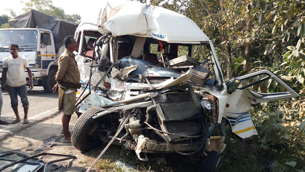 Nepal: Bus Skids Off Road in Arghakhanchi District; 16 Dead