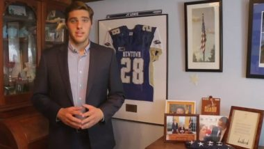 JT Lewis, Brother of School Shooting Victim, to Run for US State Senate in 2020