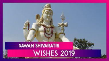 Sawan Shivaratri 2019 Wishes: Share Shivratri Images & Quotes on the Auspicious Occasion