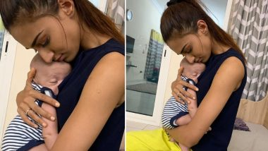 Kasautii Zindagii Kay 2 Actress Erica Fernandes Welcomes a New Member in Her Family, Shares Adorable Pictures