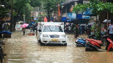 Mumbai Rains: Man Killed, Traffic Hit Air, Road and Railway