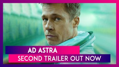 Ad Astra Second Official Trailer Out Now: Brad Pitt's Space Expedition Looks Hauntingly Impressive