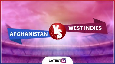 Live Cricket Streaming of Afghanistan vs West Indies ODI Match on Hotstar and Star Sports: Watch Free Telecast and Live Score of AFG vs WI ICC CWC 2019 Clash on TV and Online