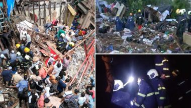 Mumbai Building Collapse: From Wall Collapse to Building Falling Down - Incidents Reflecting Crumbling Infrastructure of Maximum City in 2019