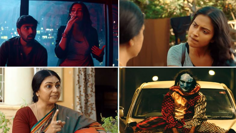 Aadai Trailer: Amala Paul aka Kamini Is Unapologetically Bold, and Her Madness Will Drive You Bonkers! Watch Video