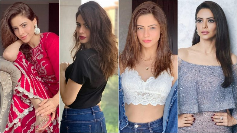 Aamna Sharif Birthday Special: 11 Pics of Kahiin to Hoga Actress That Will Make You Want to See Her on TV ASAP