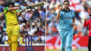 AUS vs ENG, ICC Cricket World Cup 2019 Semi-Final 2: Aaron Finch vs Chris Woakes and Other Exciting Mini Battles to Watch Out for at Edgbaston Cricket Ground