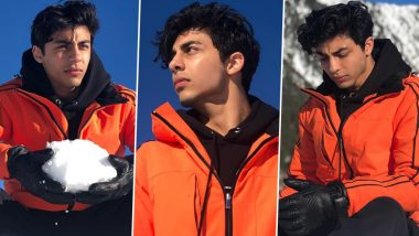 Shah Rukh Khan's Darling Son, Aryan Khan is in Love with a London Based Blogger?