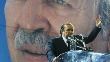 Algeria Detains Former Cabinet Minister Abdelaziz Bouteflika in Graft Probe