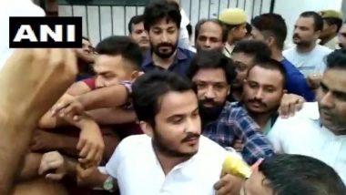 Azam Khan's Son Abdullah Detained for Obstructing Raids at Jauhar University, Released