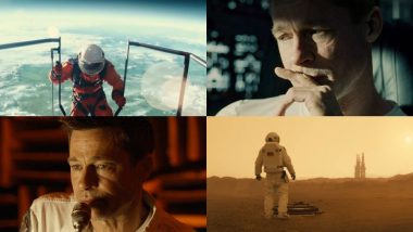 Ad Astra Second Official Trailer: Brad Pitt As Major Roy Mcbride Engages In A Critical Space Mission To Look For His Missing Father