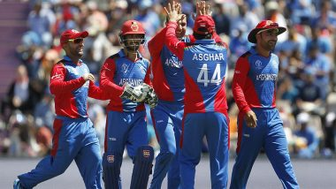Afghanistan Aim For Maiden World Cup Win Against West Indies
