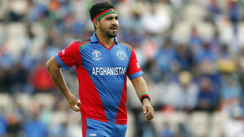 Afghanistan Fast Bowler Aftab Alam Suspended for One Year for Violating Code of Conduct in ICC Cricket World Cup 2019