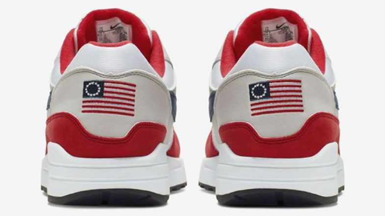 Nike Pulls US Flag-Themed Shoe Air Max 1 USA After Colin Kaepernick Objection