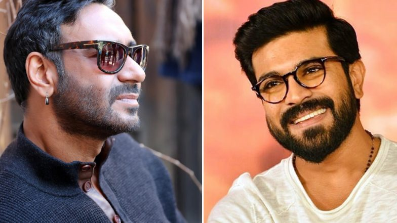 RRR: Ajay Devgn to Play the Role of Ram Charan's Father in SS Rajamouli's Magnum Opus?